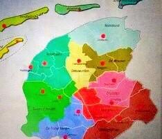 D66 in de Friese gemeenten