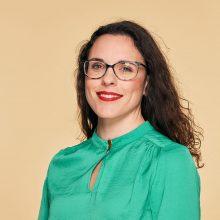 Raquel García Hermida-van der Walle